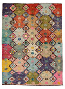 Moroccan Berber - Afghanistan Matto 146X198 Moderni Käsinsolmittu (Villa, Afganistan)