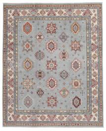Kazak Matto 235X245 Itämainen Käsinsolmittu Neliö (Villa, Afganistan)