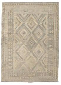 Kelim Afghan Old Style Matto 173X234 Itämainen Käsinkudottu (Villa, Afganistan)