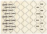 Berber Indo - Off-Valkoinen / Musta