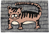 Cool Cat - Harmaa / Roosa