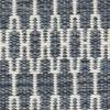 Kelim Long Stitch - Sininen