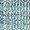 Alva - Turquoise / Valkoinen